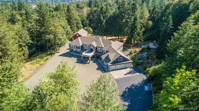 Thurston County Single Family Home For Sale: 2541 Sapp Rd SW