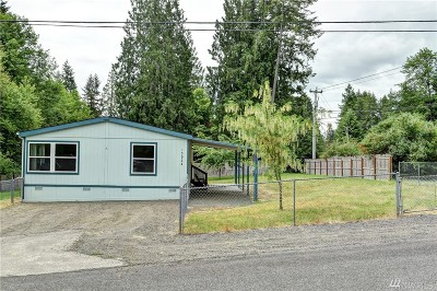 Gig Harbor Single Family Home For Sale: 13924 136th St Ct