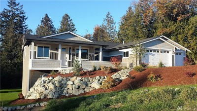 Skagit County Single Family Home For Sale: 24019 Dolphin Lane