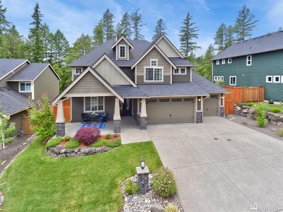 Gig Harbor Single Family Home For Sale: 6308 65th Ave NW