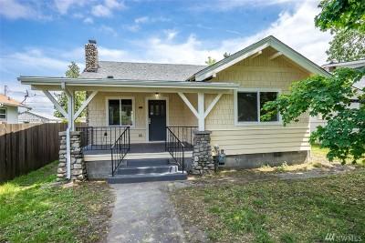 Tacoma Single Family Home For Sale: 3593 Fawcett Ave