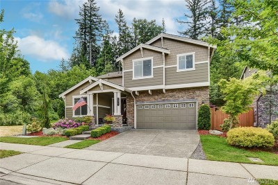 Snoqualmie Single Family Home For Sale: 35321 SE Terrace St