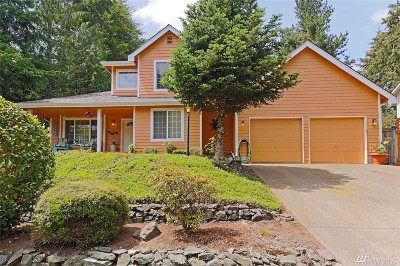 Gig Harbor Single Family Home For Sale: 14716 46th Ave Ct NW