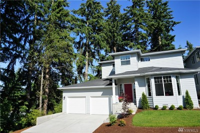 Single Family Home For Sale: 5406 Lowell Rd