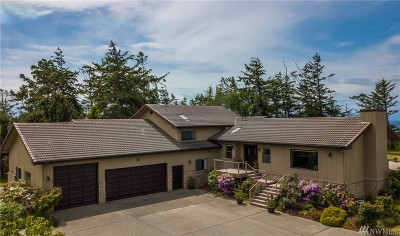 Coupeville Single Family Home For Sale: 1009 Seacliff Lane