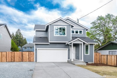 Spanaway Single Family Home For Sale: 17409 15th Ave E