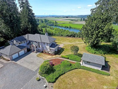 Stanwood Single Family Home For Sale: 7331 Silvana Terrace Rd