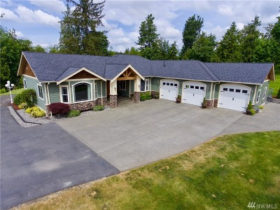 Sedro Woolley Single Family Home For Sale: 302 Longtime Lane