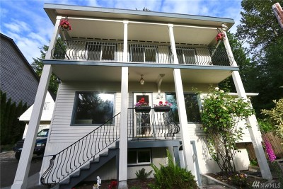 Kirkland Condo/Townhouse For Sale: 11409 99 Place NE #E