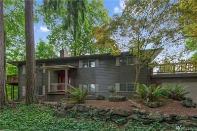 Gig Harbor Single Family Home For Sale: 130 Park Ave NW