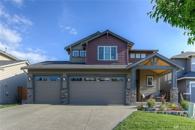 Lacey Single Family Home For Sale: 8331 48th Ct SE