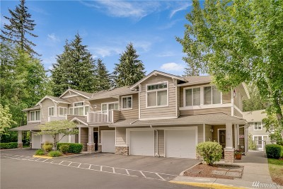 Snohomish Condo/Townhouse For Sale: 14200 69th Dr SE #F6