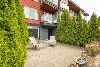 Condo/Townhouse Sold: 3420 15th Ave W #105