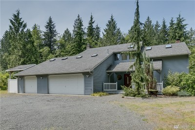 Snohomish Single Family Home For Sale: 820 Carlson Rd