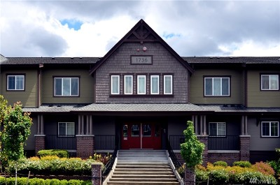 Issaquah Condo/Townhouse For Sale: 1736 10th Ave NE #C216