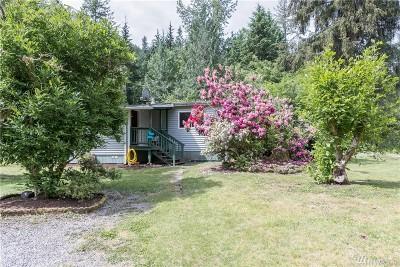 Deming Single Family Home For Sale: 6323 Rutsatz Rd