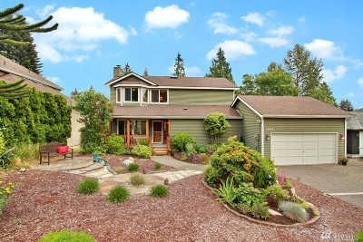 Bothell Single Family Home For Sale: 22629 4th Ave SE