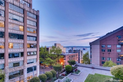 Condo/Townhouse Sold: 2000 1st Ave #704W