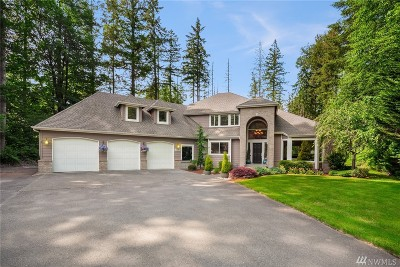 Maple Valley Single Family Home For Sale: 17047 234th Wy SE