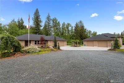 Eatonville Single Family Home For Sale: 48520 148th Ave E