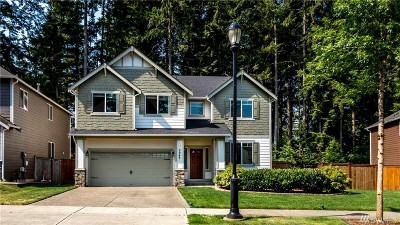 Lacey Single Family Home For Sale: 3947 Southlake Dr SE