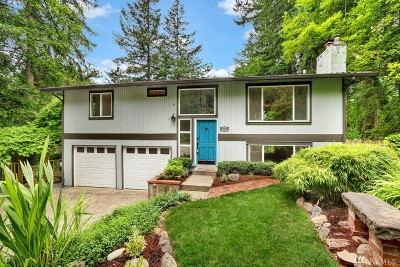Issaquah Single Family Home For Sale: 15725 249th Ave SE