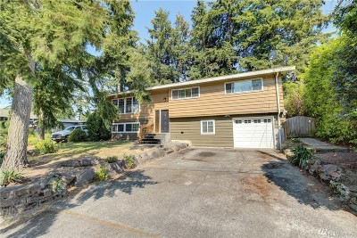 Shoreline Single Family Home For Sale: 20310 5th Ave NW