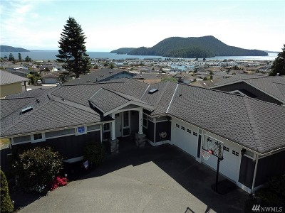 Anacortes Single Family Home For Sale: 5113 Maritime Ct