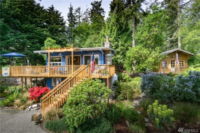 Coupeville Single Family Home Sold: 506 Pullman Rd