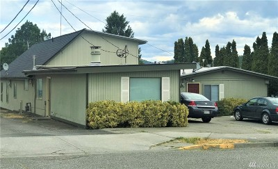 Skagit County Multi Family Home For Sale: 1018 24th St