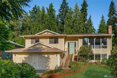 Bothell Single Family Home For Sale: 16706 22nd Ave SE