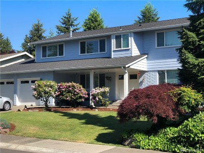 Federal Way Single Family Home For Sale: 3712 SW 319 St