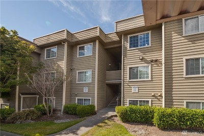 Federal Way Condo/Townhouse For Sale: 28307 18th Ave S #B-303