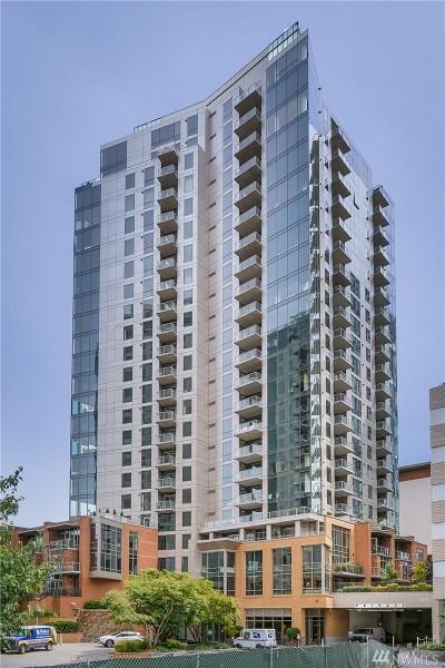 Condo/Townhouse Sold: 10650 NE 9th Place #820