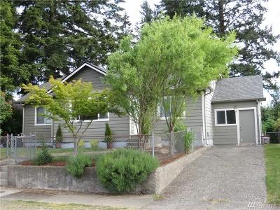Shelton Single Family Home For Sale: 521 Bellevue Ave