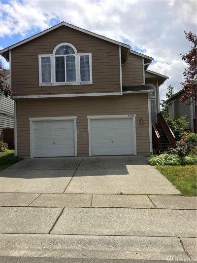Bothell Single Family Home For Sale: 4002 SE 152nd Place