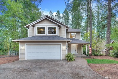 Gig Harbor WA Single Family Home For Sale: $344,950