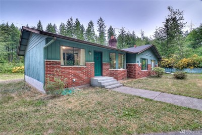 Gig Harbor Single Family Home For Sale: 10913 State Road 302 NW