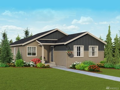 Puyallup WA Single Family Home For Sale: $279,995
