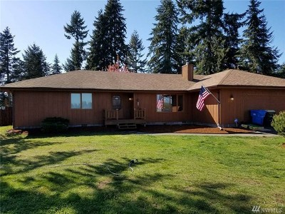 Rochester WA Single Family Home For Sale: $370,000