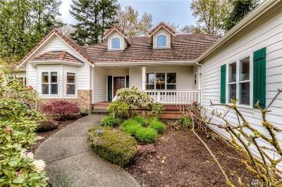Maple Valley Single Family Home For Sale: 18270 240th Ave SE