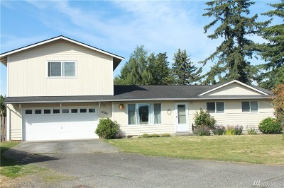 Lynden Single Family Home Sold: 6726 La Bello Dr