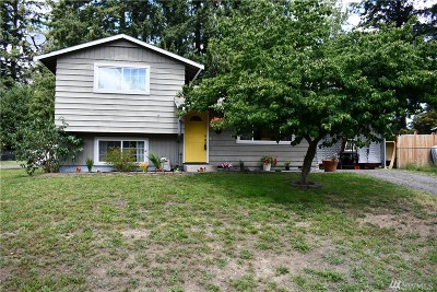 Snohomish Single Family Home For Sale: 12103 58th Place SE