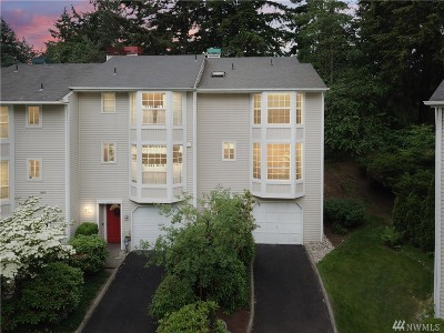 Single Family Home For Sale: 12815 102nd Ave NE