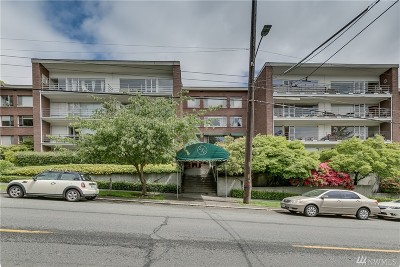 Condo/Townhouse Sold: 530 W Olympic Place #407