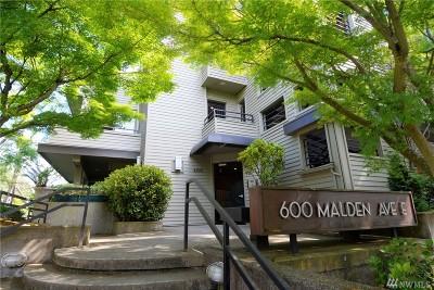 Condo/Townhouse Sold: 600 Malden Ave E #201