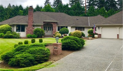 Woodinville Single Family Home For Sale: 15403 NE 144th Place