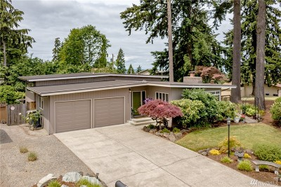Federal Way Single Family Home For Sale: 29839 3rd Ave SW