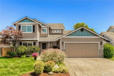 Puyallup Single Family Home For Sale: 16517 135th Av Ct E