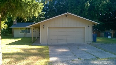 Stanwood Single Family Home For Sale: 3402 159th Place NW